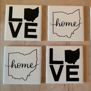 Ohio Coasters
